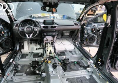 Mazda 6 wygłuszenie-0147