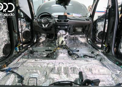 Mazda 6 wygłuszenie-0191