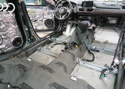 Mazda 6 wygłuszenie-0206