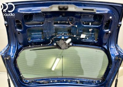Opel Astra Wygłuszenie-0464
