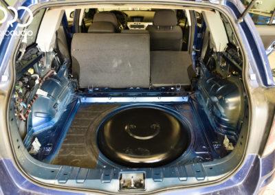 Opel Astra Wygłuszenie-0465