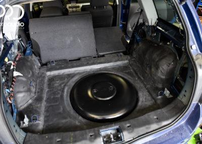 Opel Astra Wygłuszenie-0480