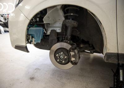 Subaru SUV wygłuszenie-9205