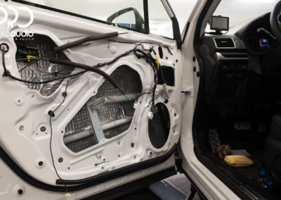 Subaru SUV wygłuszenie-9233