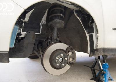 Subaru SUV wygłuszenie-9234